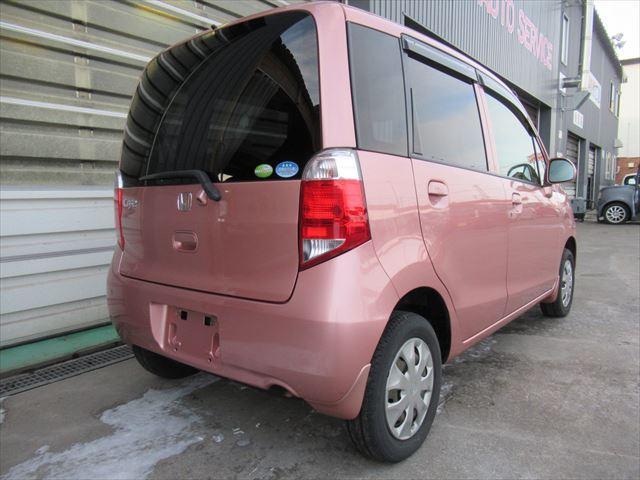 「ホンダ」「ライフ」「コンパクトカー」「北海道」の中古車4