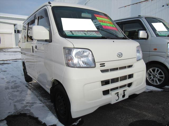 「ダイハツ」「ハイゼットカーゴ」「軽自動車」「北海道」の中古車3