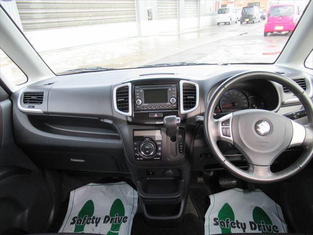 S 4WD Bモニター付きCD HID 両側Pスライドドア(6枚目)