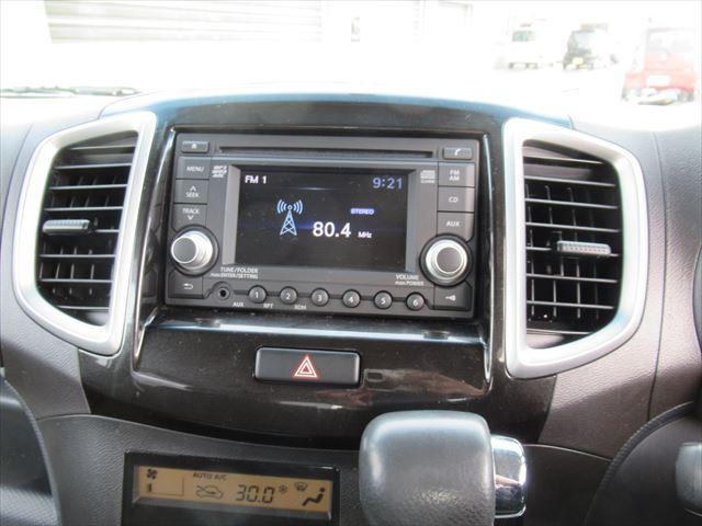 S 4WD Bモニター付きCD HID 両側Pスライドドア(10枚目)