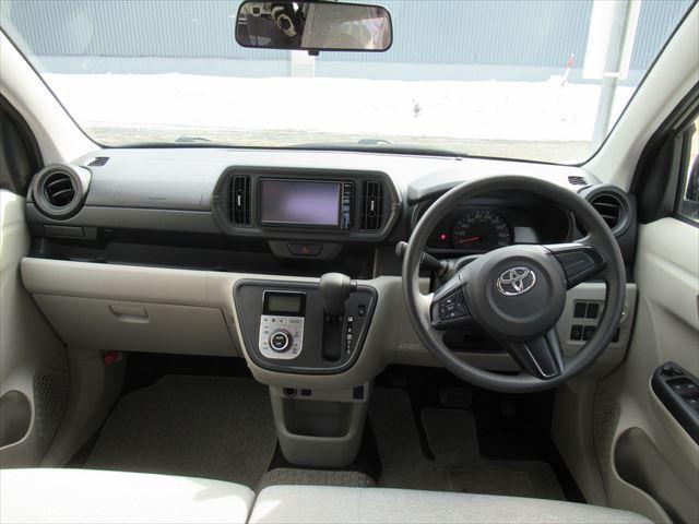 X LパッケージS 4WD ETC 純正SDナビ Bモニター(6枚目)