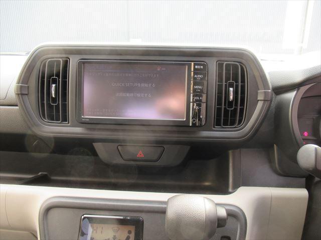 X LパッケージS 4WD ETC 純正SDナビ Bモニター(10枚目)