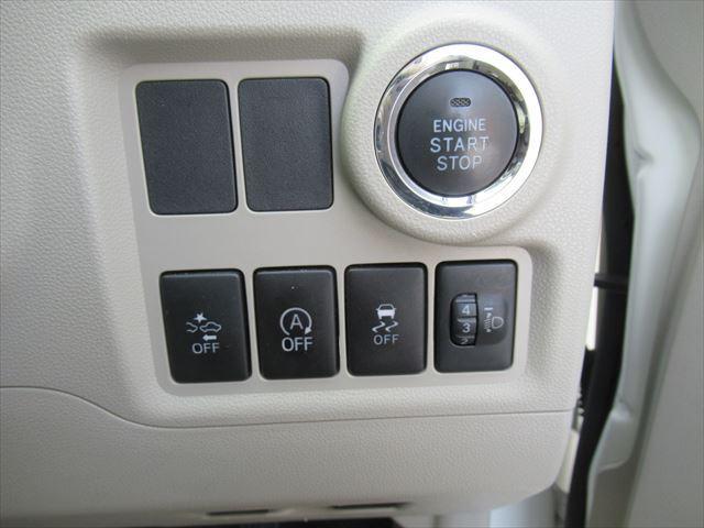 X LパッケージS 4WD ETC 純正SDナビ Bモニター(14枚目)