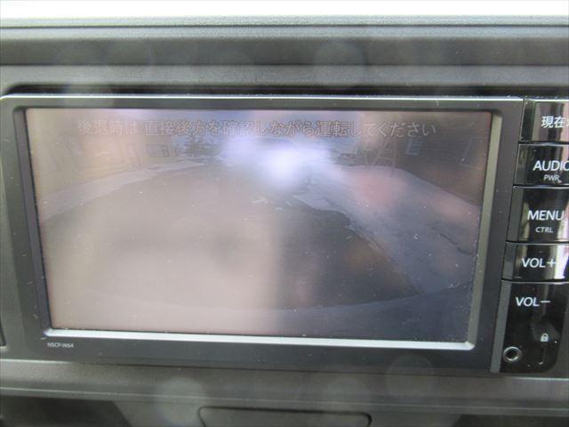 X LパッケージS 4WD ETC 純正SDナビ Bモニター(17枚目)