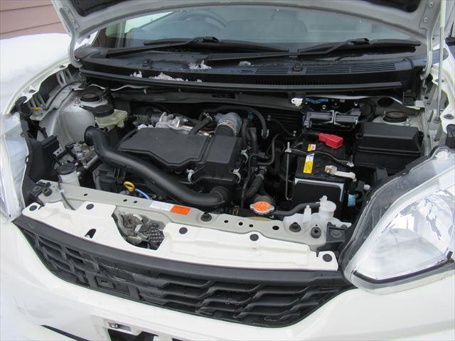 X LパッケージS 4WD ETC 純正SDナビ Bモニター(22枚目)