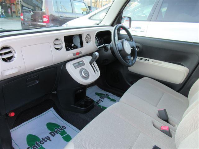 ココアX 4WD ABS フォグランプ ブレーキアシスト(7枚目)