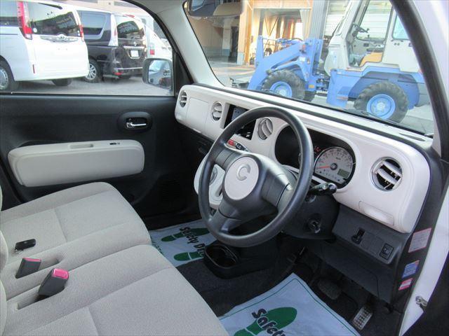 ココアX 4WD ABS フォグランプ ブレーキアシスト(8枚目)