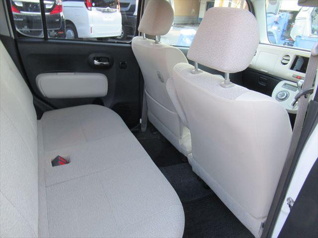 ココアX 4WD ABS フォグランプ ブレーキアシスト(17枚目)