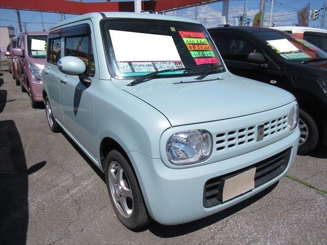 「スズキ」「アルトラパン」「軽自動車」「北海道」の中古車3