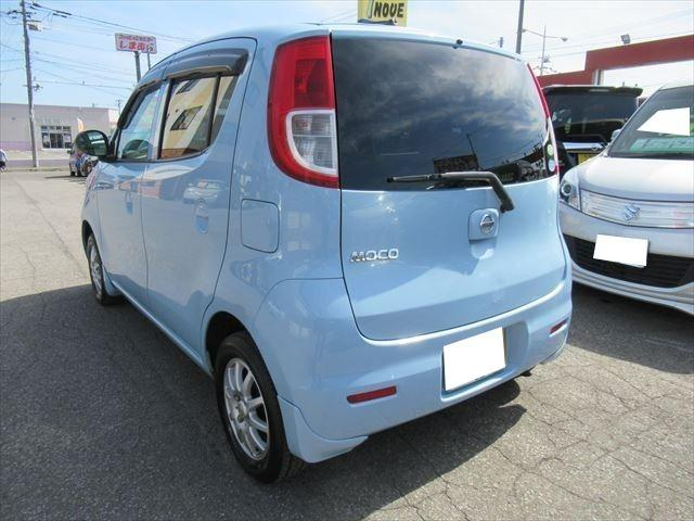 「日産」「モコ」「コンパクトカー」「北海道」の中古車5