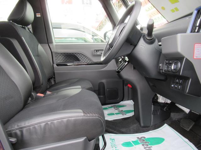 カスタムX 4WD ETC LEDライト エンジンスターター プッシュスタート 純正ナビ・TV ドライブレコーダー 左右パワースライドドア シートヒーター スマートアシスト ハーフレザーシート オートハイビーム(11枚目)