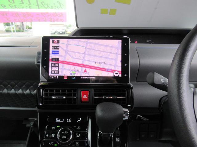 カスタムX 4WD ETC LEDライト エンジンスターター プッシュスタート 純正ナビ・TV ドライブレコーダー 左右パワースライドドア シートヒーター スマートアシスト ハーフレザーシート オートハイビーム(14枚目)
