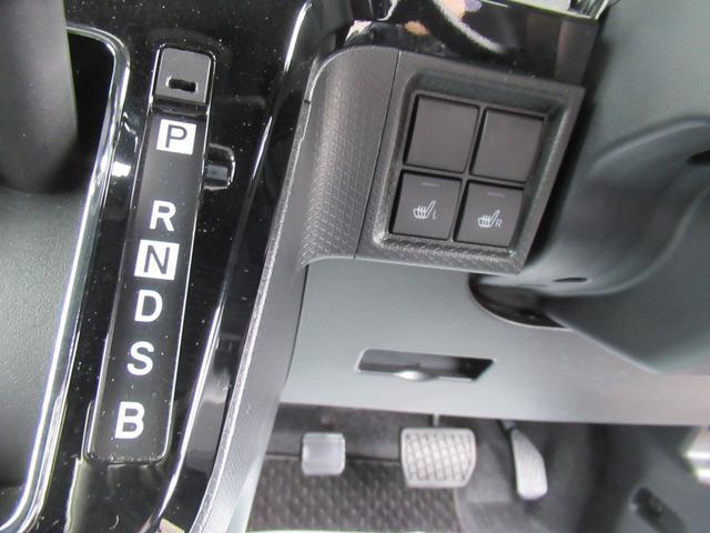 カスタムX 4WD ETC LEDライト エンジンスターター プッシュスタート 純正ナビ・TV ドライブレコーダー 左右パワースライドドア シートヒーター スマートアシスト ハーフレザーシート オートハイビーム(16枚目)
