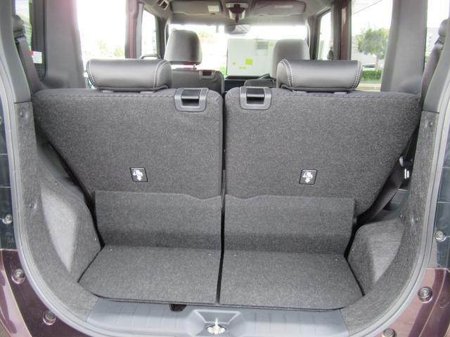 カスタムX 4WD ETC LEDライト エンジンスターター プッシュスタート 純正ナビ・TV ドライブレコーダー 左右パワースライドドア シートヒーター スマートアシスト ハーフレザーシート オートハイビーム(34枚目)