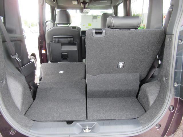 カスタムX 4WD ETC LEDライト エンジンスターター プッシュスタート 純正ナビ・TV ドライブレコーダー 左右パワースライドドア シートヒーター スマートアシスト ハーフレザーシート オートハイビーム(35枚目)