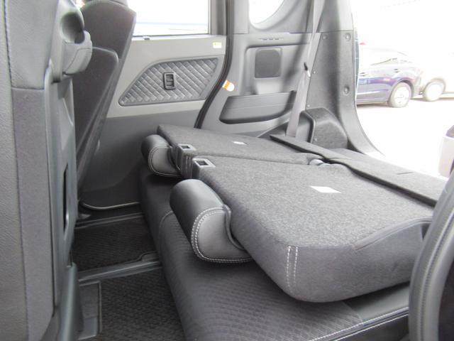 カスタムX 4WD ETC LEDライト エンジンスターター プッシュスタート 純正ナビ・TV ドライブレコーダー 左右パワースライドドア シートヒーター スマートアシスト ハーフレザーシート オートハイビーム(37枚目)