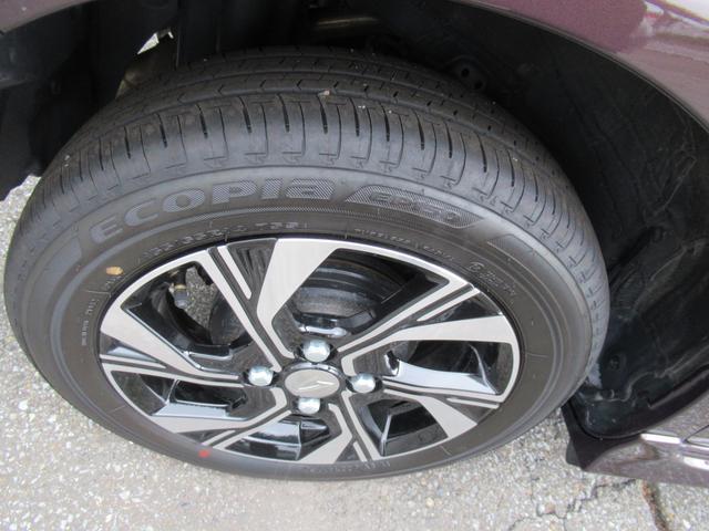 カスタムX 4WD ETC LEDライト エンジンスターター プッシュスタート 純正ナビ・TV ドライブレコーダー 左右パワースライドドア シートヒーター スマートアシスト ハーフレザーシート オートハイビーム(45枚目)