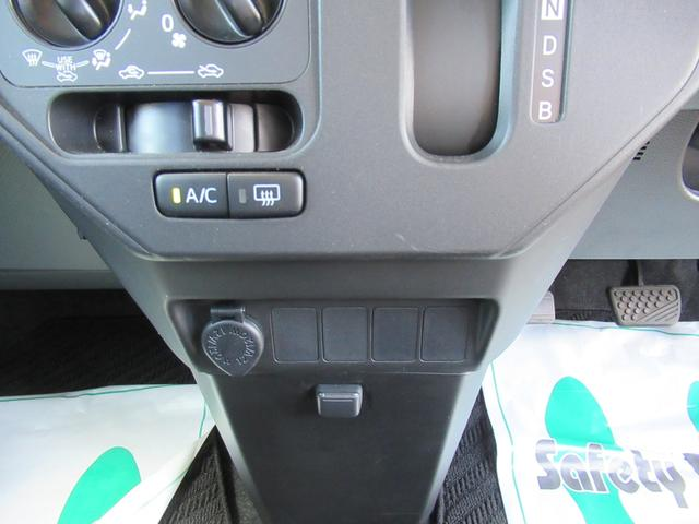 X SAIII 4WD ABS ETC TRC 純正ナビ バックカメラ プッシュスタート スマートキー 左側パワースライドドア アイドリングストップ(17枚目)