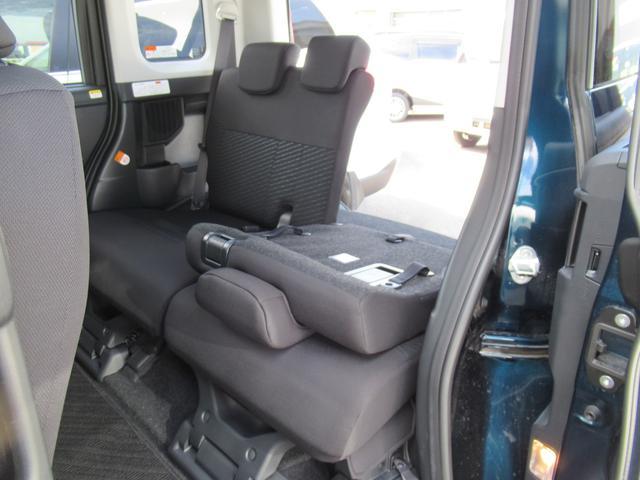 X SAIII 4WD ABS ETC TRC 純正ナビ バックカメラ プッシュスタート スマートキー 左側パワースライドドア アイドリングストップ(33枚目)