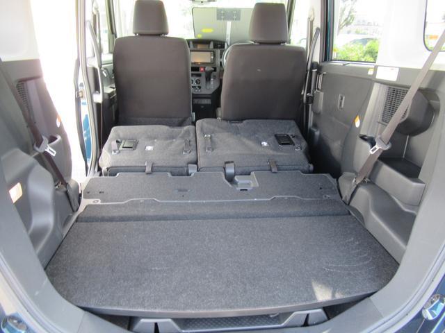 X SAIII 4WD ABS ETC TRC 純正ナビ バックカメラ プッシュスタート スマートキー 左側パワースライドドア アイドリングストップ(40枚目)