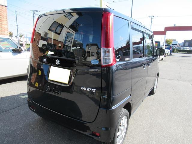 リミテッドII 4WD ABS 社外ナビ 社外エンジンスターター 両側パワースライドドア プッシュスタート スマートキー ディスチャージ 社外アルミ ユーザー買取 シートヒーター(4枚目)