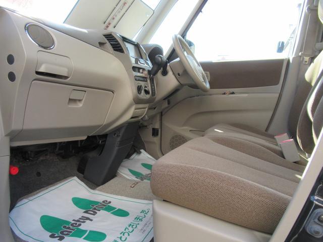 リミテッドII 4WD ABS 社外ナビ 社外エンジンスターター 両側パワースライドドア プッシュスタート スマートキー ディスチャージ 社外アルミ ユーザー買取 シートヒーター(10枚目)