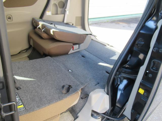 リミテッドII 4WD ABS 社外ナビ 社外エンジンスターター 両側パワースライドドア プッシュスタート スマートキー ディスチャージ 社外アルミ ユーザー買取 シートヒーター(32枚目)
