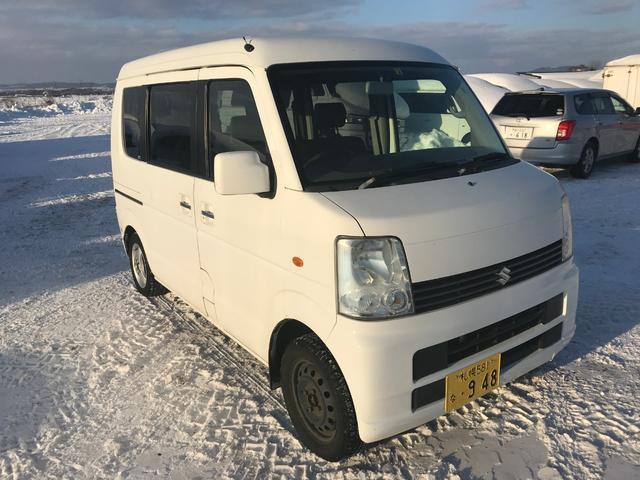 「スズキ」「エブリイワゴン」「コンパクトカー」「北海道」の中古車4