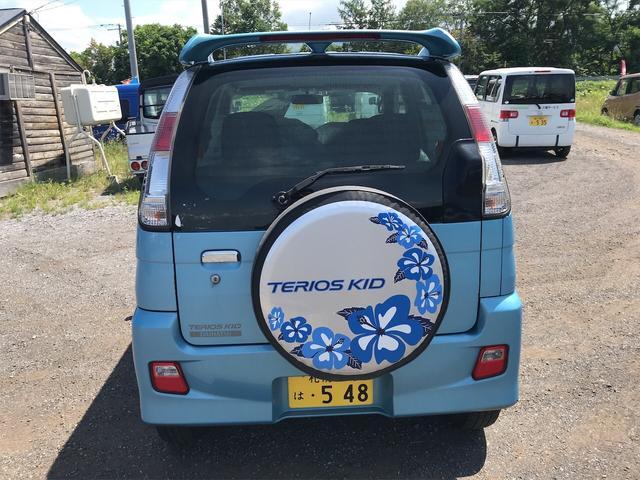 カスタムL 4WD 軽自動車 ブルー 5速MT AC(7枚目)