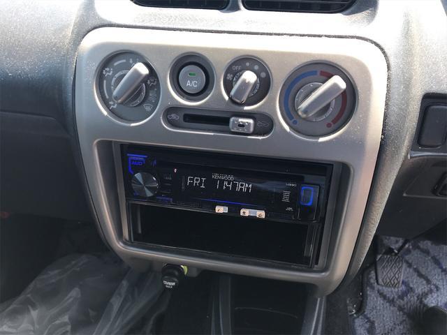 カスタムL 4WD 軽自動車 ブルー 5速MT AC(16枚目)
