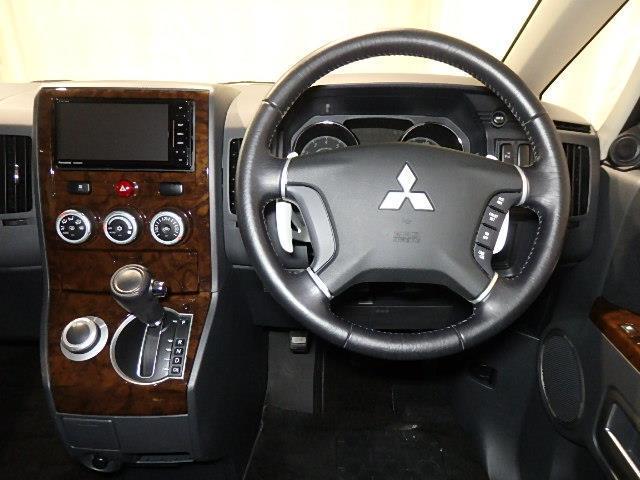 三菱 デリカD:5 G パワーパッケージ 4WD TV