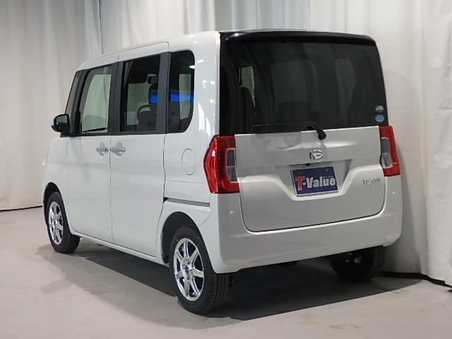 ダイハツ タント X SAIII 4WD TV