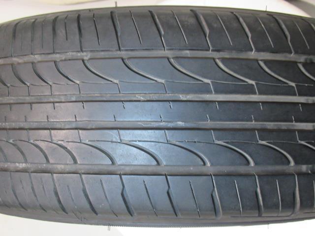 ☆積込タイヤ☆溝もしっかりありますので安心してお乗りいただけます!