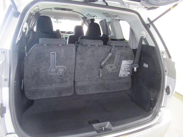 アエラス サイドリフト 福祉車両 4WD フルセグ HDDナビ DVD再生 ミュージックプレイヤー接続可 バックカメラ ETC 両側電動スライド 乗車定員7人 3列シート アイドリングストップ(16枚目)