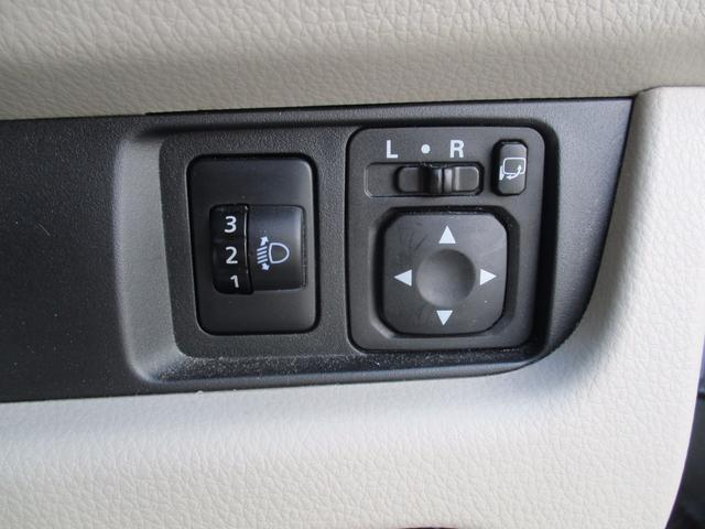 日産 デイズ X 4WD