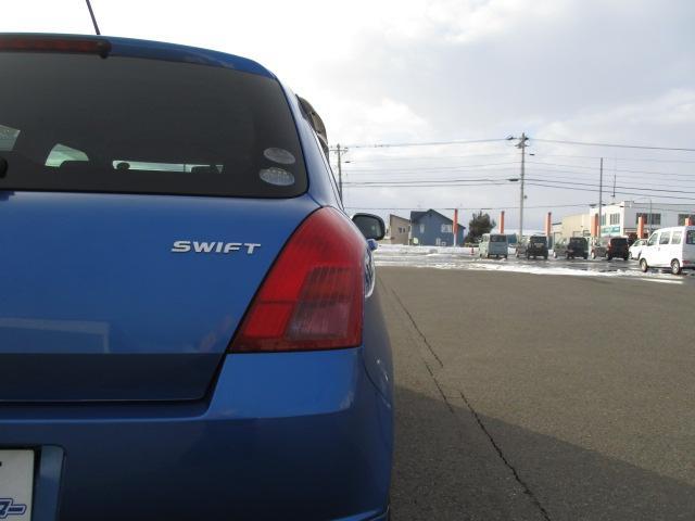 「スズキ」「スイフト」「コンパクトカー」「北海道」の中古車40