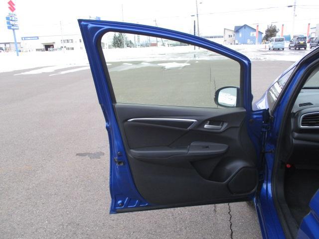 「ホンダ」「フィット」「コンパクトカー」「北海道」の中古車21