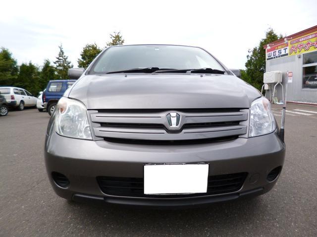 「トヨタ」「イスト」「コンパクトカー」「北海道」の中古車2