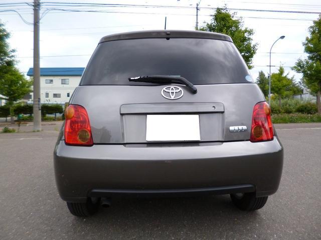 「トヨタ」「イスト」「コンパクトカー」「北海道」の中古車3
