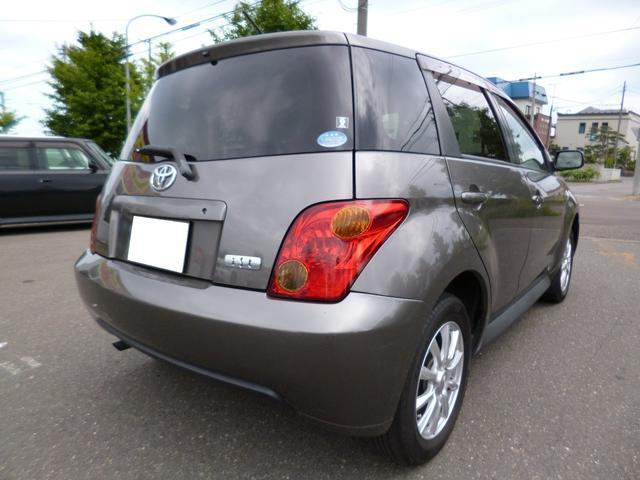 「トヨタ」「イスト」「コンパクトカー」「北海道」の中古車8