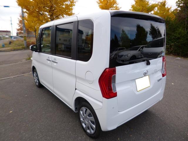 「ダイハツ」「タント」「コンパクトカー」「北海道」の中古車9