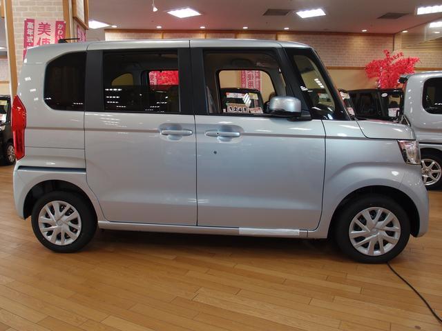 ホンダ N BOX G・L ホンダセンシング 4WD 届出済未使用車