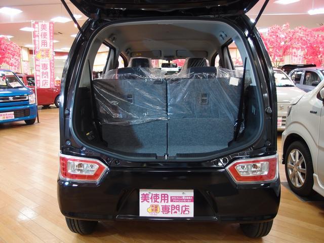 スズキ ワゴンR ハイブリッドFX 全方位モニター付き 4WD 未使用車 ナビ