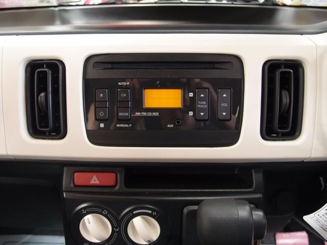 スズキ アルト L 4WD レーダーブレーキ エネチャージ 届出済未使用車