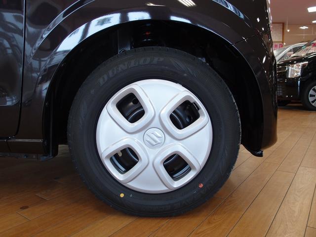 スズキ アルト L 4WD レーダーブレーキ エネチャージ 未使用車
