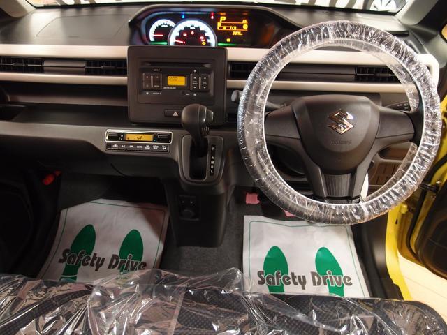 スズキ ワゴンR ハイブリッドFX 4WD 純正オーディオ 屋内展示