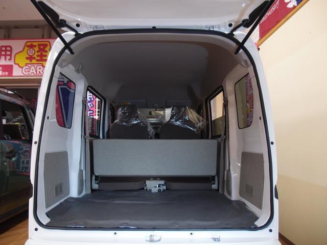 PAリミテッド 4WD キーレス ラジオ スライドドア(6枚目)
