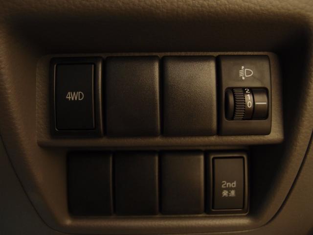 PAリミテッド 4WD キーレス ラジオ スライドドア(11枚目)