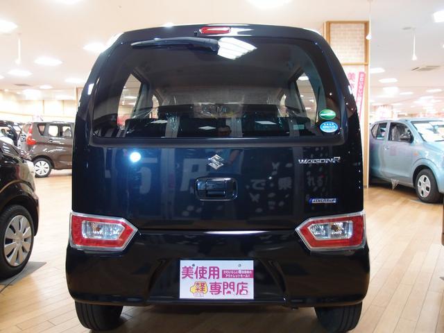 ハイブリッドFX 4WD キーレス CD シートヒーター(5枚目)