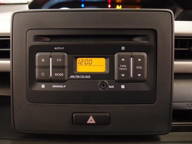 ハイブリッドFX 4WD キーレス CD シートヒーター(12枚目)